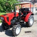 Belarus designs tractor for Cambodia
