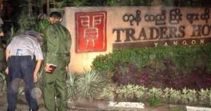 trader hotel yangon