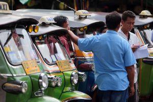 tuktuk drivers