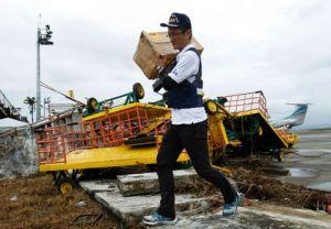 typhoon japan aid