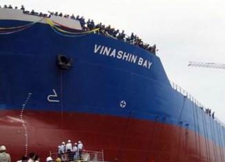 Vietnam shipbuilder slashes 14,000 jobs