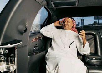 Wealthy Arab
