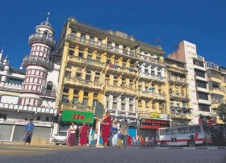 Apartment rents in Myanmar rise by 10 to 35%