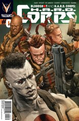 BLOODSHOT AND H.A.R.D. CORPS #0 VARIANT B