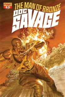 DOC SAVAGE #3 ROSS COVER