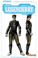 LEGENDERRY A STEAMPUNK ADVENTURE #2 CONCEPT KATO COVER