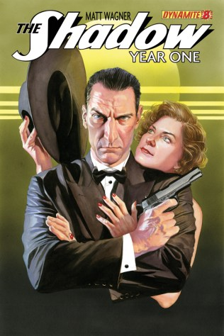 SHADOW YEAR ONE #8 ROSS COVER