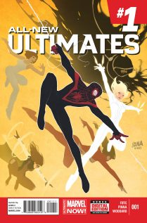 ALL-NEW ULTIMATES #1