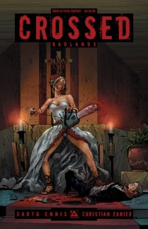 CROSSED BADLANDS #52 FATAL FANTASY COVER