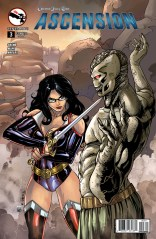 GRIMM FAIRY TALES ASCENSION #3 COVER A