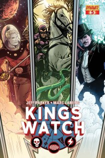 KINGS WATCH #5