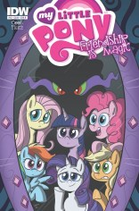 MY LITTLE PONY FRIENDSHIP IS MAGIC #18 COVER B