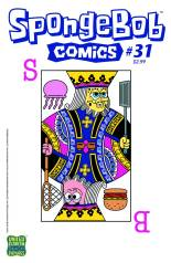SPONGEBOB COMICS #31