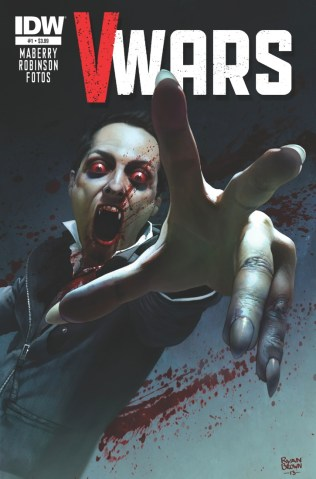 V-WARS #1 COVER A