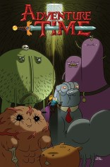 ADVENTURE TIME #28 COVER A