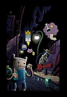 ADVENTURE TIME #28 COVER C