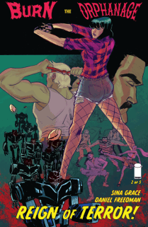 BURN THE ORPHANAGE REIGN OF TERROR #2 COVER A