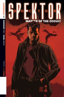 DOCTOR SPEKTOR MASTER OF THE OCCULT #1 FRANCAVILLA COVER