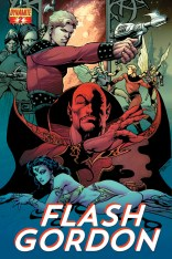 FLASH GORDON #2 80TH ANNIVERSARY COVER