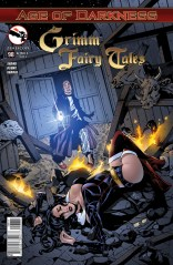 GRIMM FAIRY TALES #98 COVER A