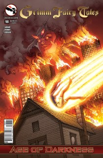 GRIMM FAIRY TALES #98 COVER B