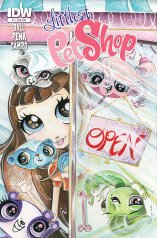 LITTLEST PET SHOP #1 SUB COVER