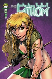 ALL NEW FATHOM #7 COVER A