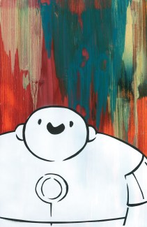 BRAVEST WARRIORS #21 COVER C