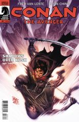 CONAN THE AVENGER #3