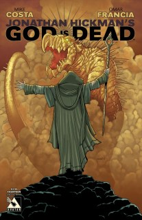 GOD IS DEAD #14 END OF DAYS COVER