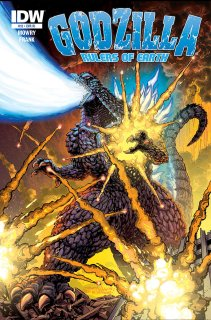 GODZILLA RULERS OF EARTH #13