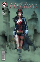GRIMM FAIRY TALES HELSING #3 COVER A