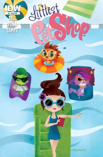 LITTLEST PET SHOP #2 SUB VARIANT