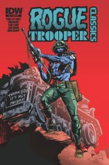ROGUE TROOPER CLASSICS #2 SUB COVER