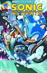 SONIC THE HEDGEHOG #261