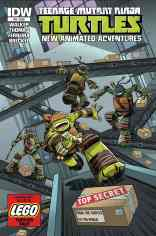 TMNT NEW ANIMATED ADVENTURES #12