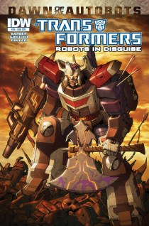 TRANSFORMERS ROBOTS IN DISGUISE #30 SUB COVER