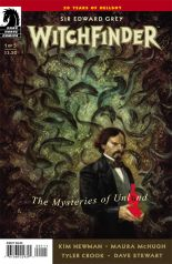 WITCHFINDER THE MYSTERIES OF UNLAND #1