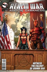 GRIMM FAIRY TALES REALM WAR AGE OF DARKNESS #1 COVER E