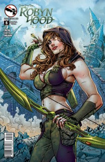 GRIMM FAIRY TALES ROBYN HOOD LEGEND #5 COVER A