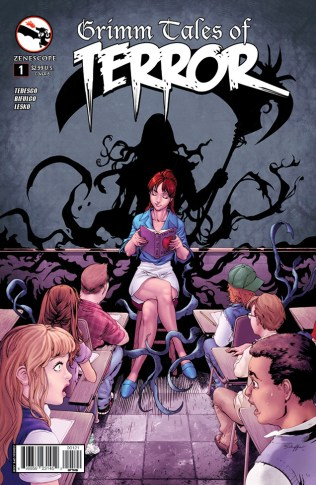 GRIMM TALES OF TERROR #1 COVER B