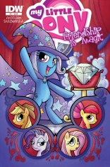 MY LITTLE PONY FRIENDSHIP IS MAGIC #21