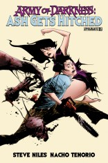 ARMY OF DARKNESS ASH GETS HITCHED #2 LEE COVER