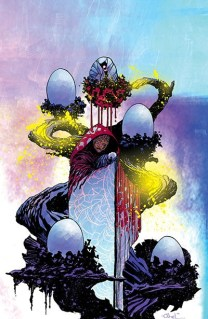 CLIVE BARKERS NIGHTBREED #4 COVER B