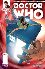 DOCTOR WHO THE TENTH DOCTOR #2 VARIANT B