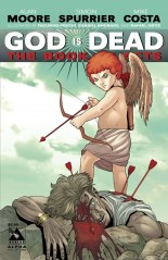 GOD IS DEAD THE BOOK OF ACTS ALPHA END OF DAYS COVER