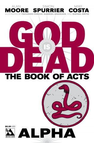 GOD IS DEAD THE BOOK OF ACTS ALPHA
