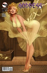 GRIMM FAIRY TALES GODDESS INC. #1 COVER D