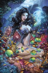ALL NEW FATHOM #8 COVER D