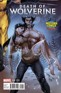 DEATH OF WOLVERINE #2 VARIANT B